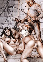 Look at this, you slave - Sex captives of terror prison by Tim Richards