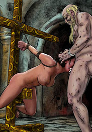 She will not take your cock for one year - Degradation in Rome by Mr Kane